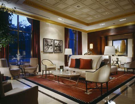 house lobby executive travel