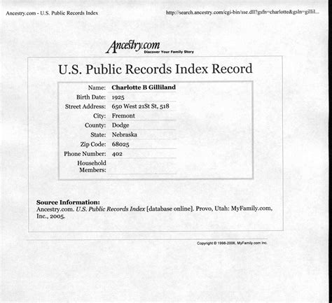 U S Records Index Descendants Of Collins And Clark