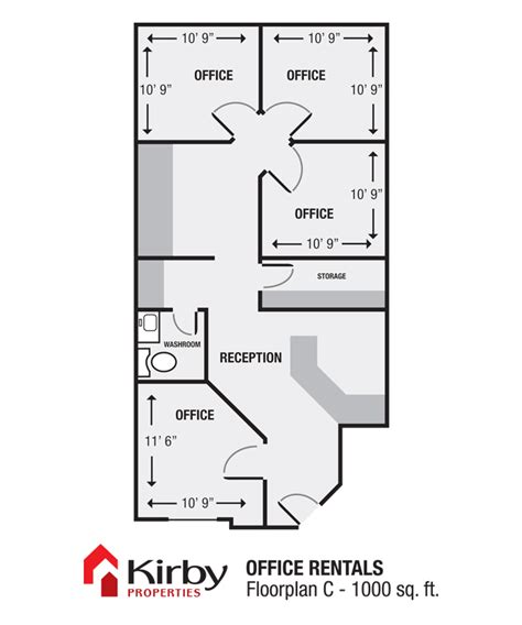 600 sq ft office floor plan cape coral office rentals space for lease