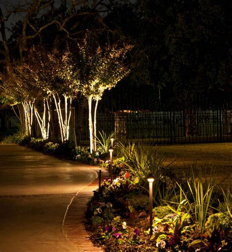 Outdoor Lighting Fort Worth Lambs Landscape Lighting Landscape Lighting Fort Worth
