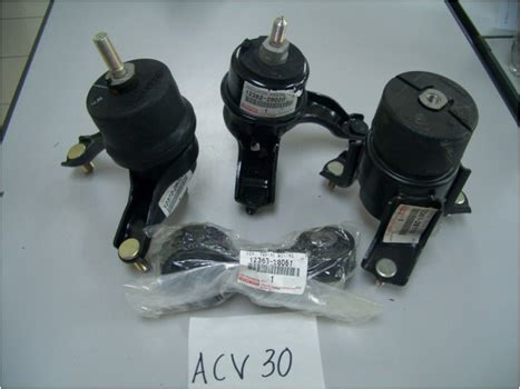 Engine Mounting Belakang Toyota Vios Ist engine mounting stc auto parts