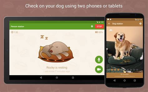 puppy monitor monitor for android is here