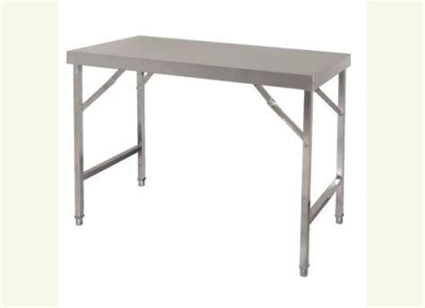 table pliante inox tables en inox pliante mes occasions