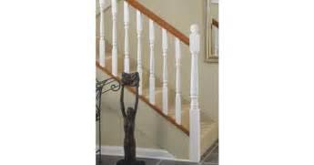 Richard Burbridge Stair Parts by Burbidge 174 White Primed Stairparts At Jas Timber