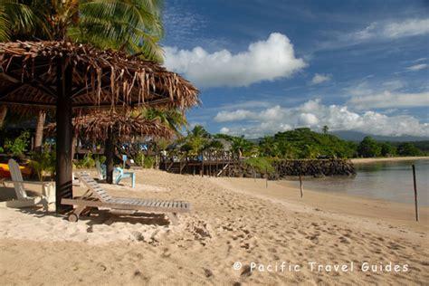pictures  le lagoto resort western samoa