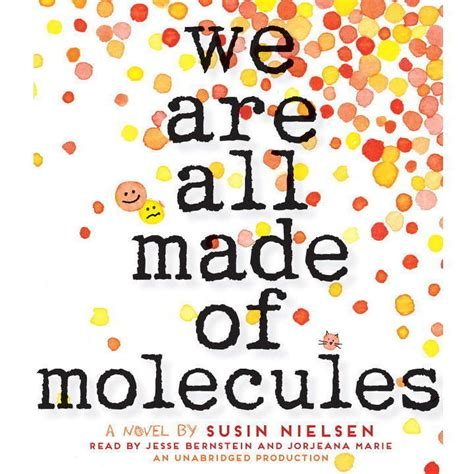 with all we are books we are all made of molecules audiobook by susin