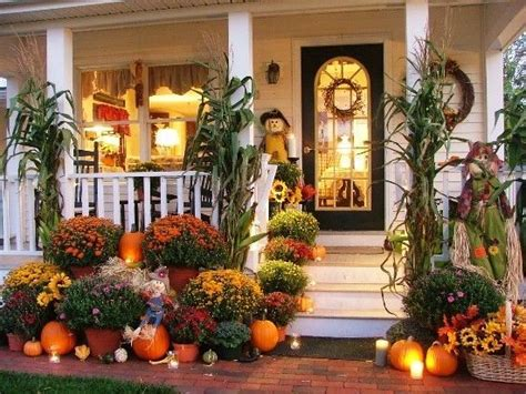 home decorated for house beautifully decorated for fall pictures photos and