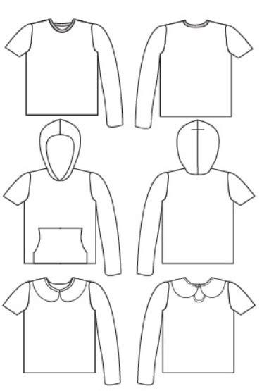pattern empty line blank slate teex3 downloadable pattern