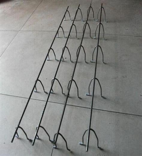 Rebar Chair by Concrete Rebar Chairs Homekeep Xyz