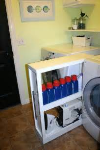 Laundry Room Detergent Storage 9 Clever Space Saving Storage Solutions That You Ll Want In Your Home