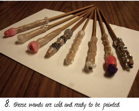 chopstick wand tutorial diy harry potter style wands 12 pics