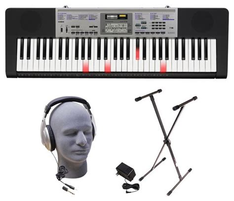 best lighted keyboard piano casio portable keyboard with 61 piano style lighted keys