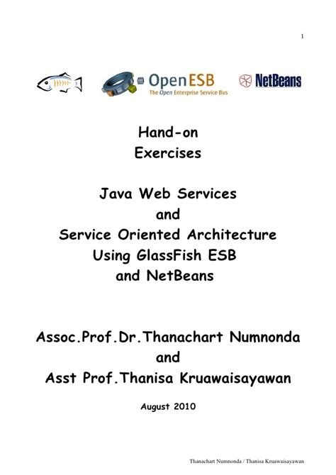 consuming data services using java java web services and soa using glassfish openesb and netbeans