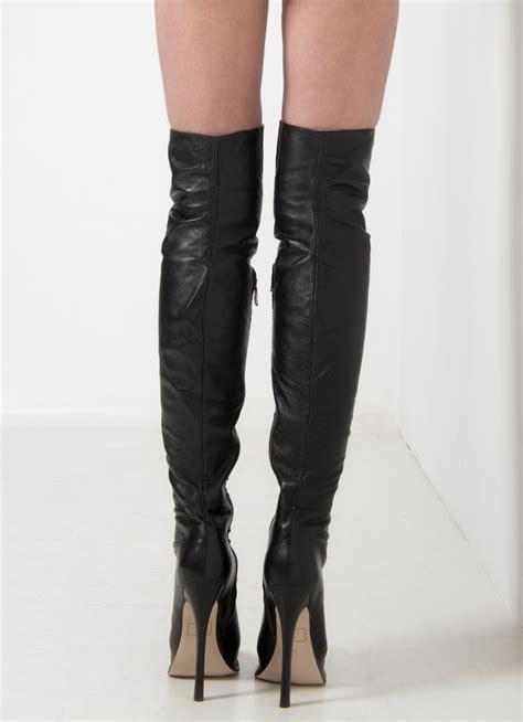 arollo overknee boots arollo designer overknee boots