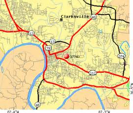Clarksville Tn Zip Code Map by 37040 Zip Code Clarksville Tennessee Profile Homes