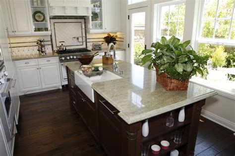 Kitchen Countertops Types by 10 Types Of Kitchen Countertops Buying Guide