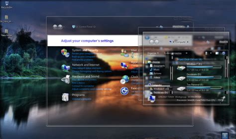 themes download for laptop windows 7 glass theme for windows 7 and windows 8 free download