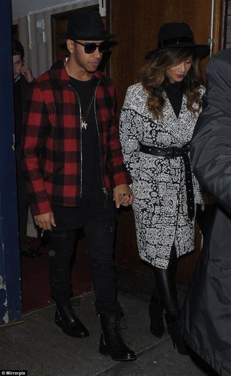 Hilary Admits To Feeling Pressure To Get by Scherzinger S Boyfriend Lewis Hamilton Admits