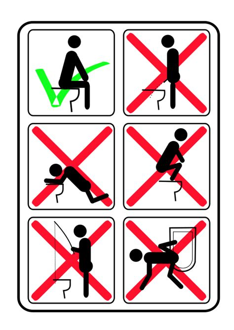 sochi bathroom sign free clipart popular 1001freedownloads com