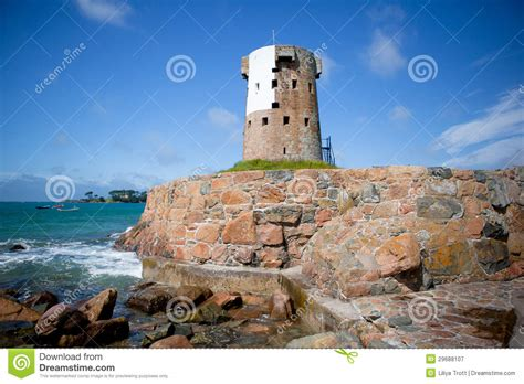tattoo prices jersey channel islands le hocq martello tower jersey channel islands stock