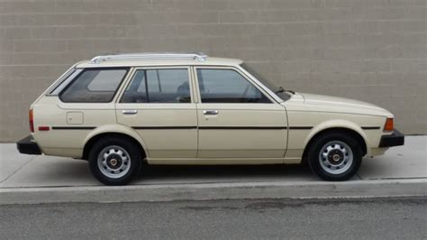 1983 Toyota Corolla Station Wagon 1983 Toyota Corolla Wagon For Sale Photos Technical