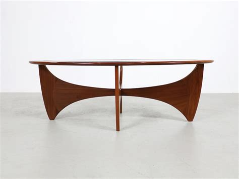 Oval Coffee Table Plans G Plan Astro Teak Oval Coffee Table By Victor Wilkins