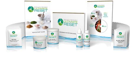 Reset Detox Stack by Davids Ultimate Reset Experience Symbiotic Fitness Fit