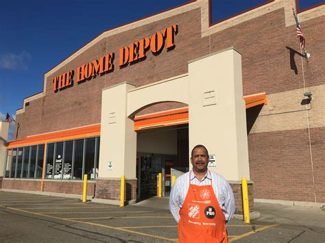 the home depot in heights mi 48071