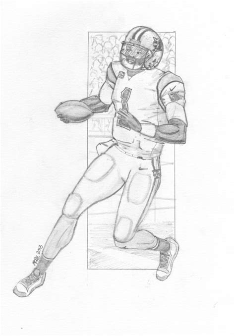nfl quarterback coloring pages free coloring pages of cam newton