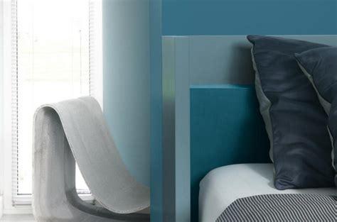 Peinture Bleue Turquoise by Bleu Turquoise Et Gris En 30 Id 233 Es De Peinture Et D 233 Coration