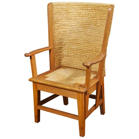 Orkney Chair by Child S Orkney Chair Circa 1900 At 1stdibs