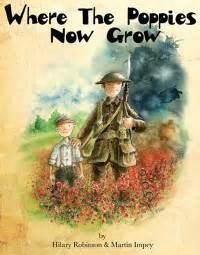 where the poppies now grow children s author hilary robinson but also award winning radio