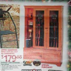 150th anniversary gun cabinet at bass pro shops