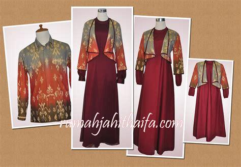 jahit baju muslim rumah jahit haifa