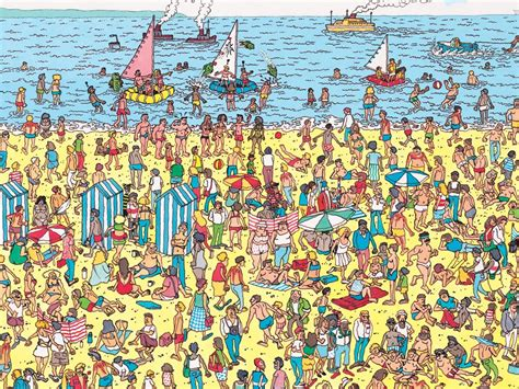 libro wheres spot is wally even in this fucking picture nostupidquestions