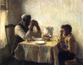 Us slave african american artist henry ossawa tanner