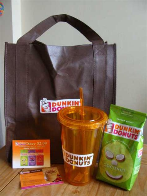 pictures of how to pack doughnut with big braids free dunkin donuts tumbler giveaway i love my kids blog