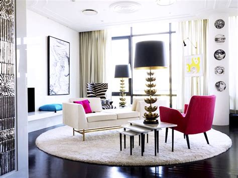 Funky Living Room | 20 trendy living rooms you can recreate at home