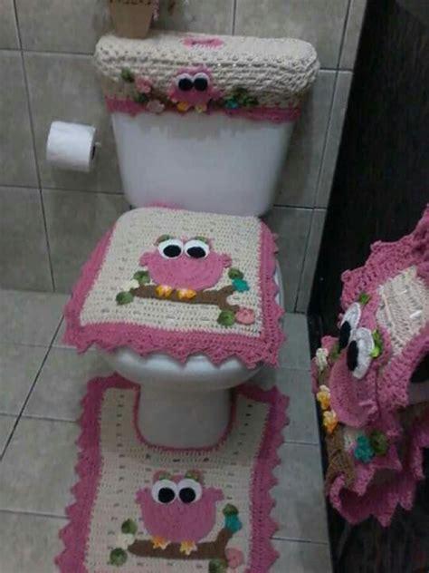 crochet seat toilet cover httplometscom