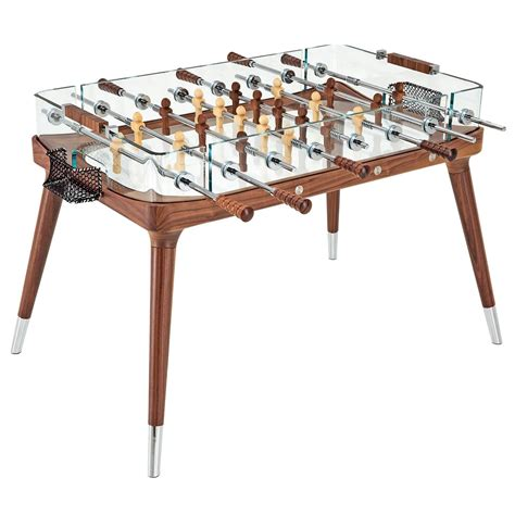 harvard foosball table parts 90 176 minuto foosball table by teckell in walnut for sale at