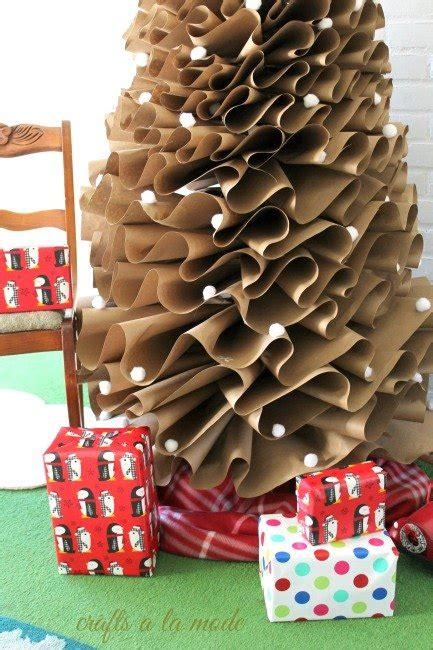 how to make a size brown paper tree hometalk