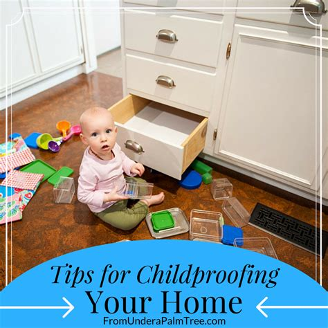 8 Tips To Childproof Your Home by Tips For Child Proofing Your Home