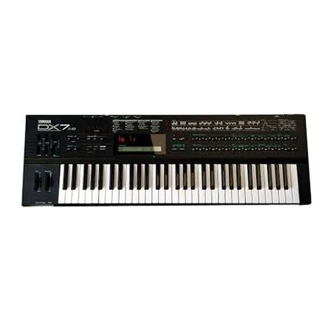 Keyboard Yamaha Dx7 sound products synthesizers yamaha dx7 ii fd