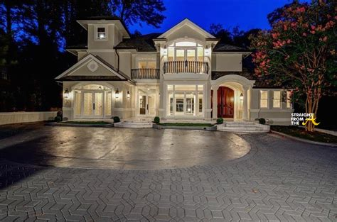 Thug House by Thug Buckhead Mansion