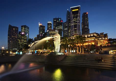 Kuwait City by File The Singapore Merlion Jpg Wikimedia Commons