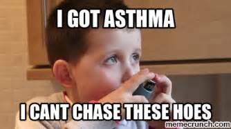 I Get It Meme - asthma