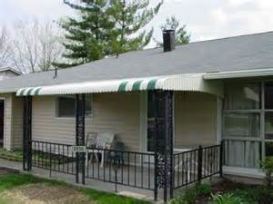 mobile home awnings dacraft dayton ohio residential products awnings