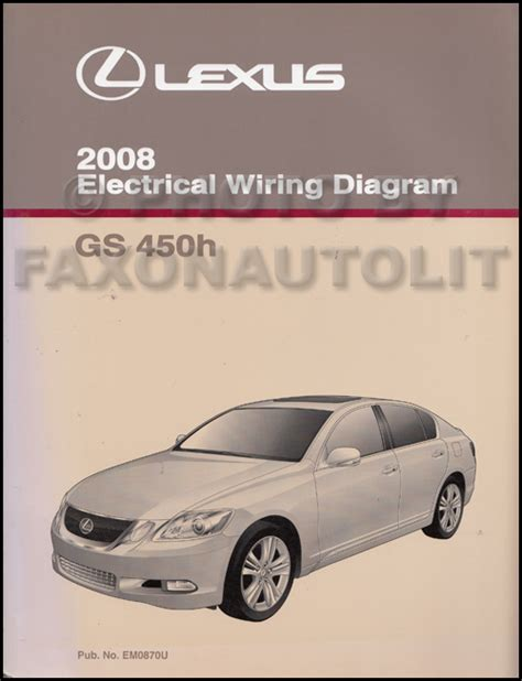 vehicle repair manual 2008 lexus gs parking system 2008 lexus gs 460 350 450h navigation system owners manual original