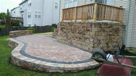 patio or deck patio and deck builders in aurora naperville wheaton