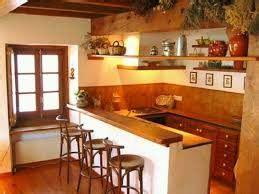 resultado de imagen  cocina americana pequena rustica decoracion de cocinas rusticas